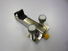 Slide clip contact assembly for 16092A